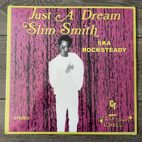 Image of Slim Smith - Just A Dream Vinyl LP