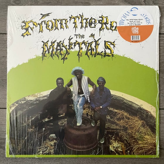 Image of The Maytals - From The Roots Vinyl LP