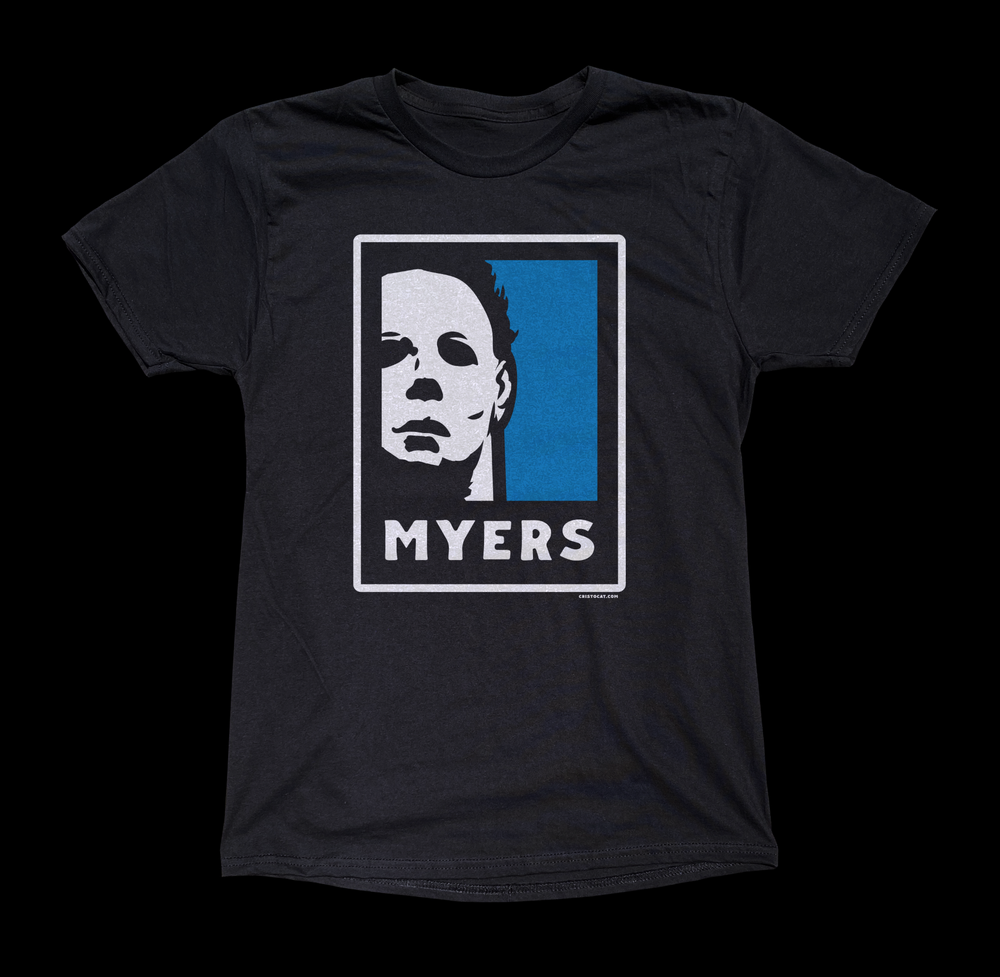 Image of GOODWILL MYERS BLACK TEE