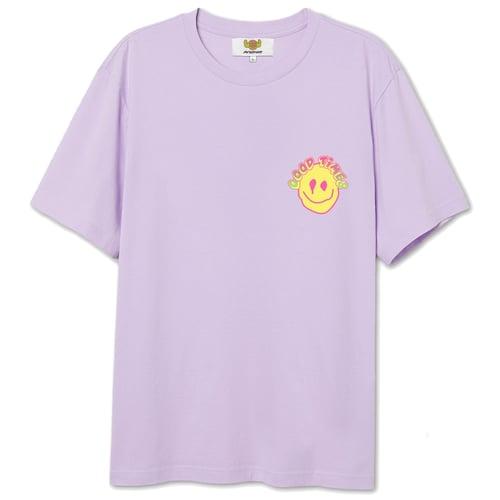 "Image of ""Good Times"" Shirt - purple"