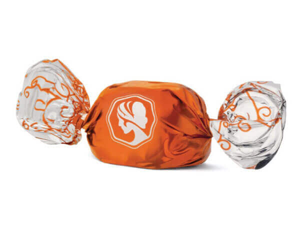 Image of Seville Orange Milk Chocolate 100g
