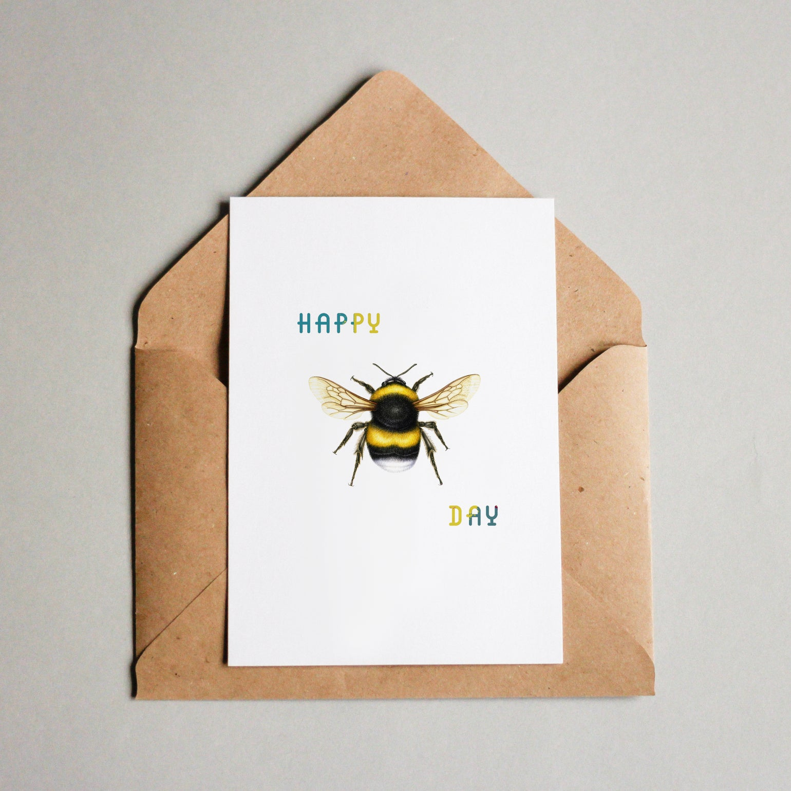 Image of Happy Bee Day