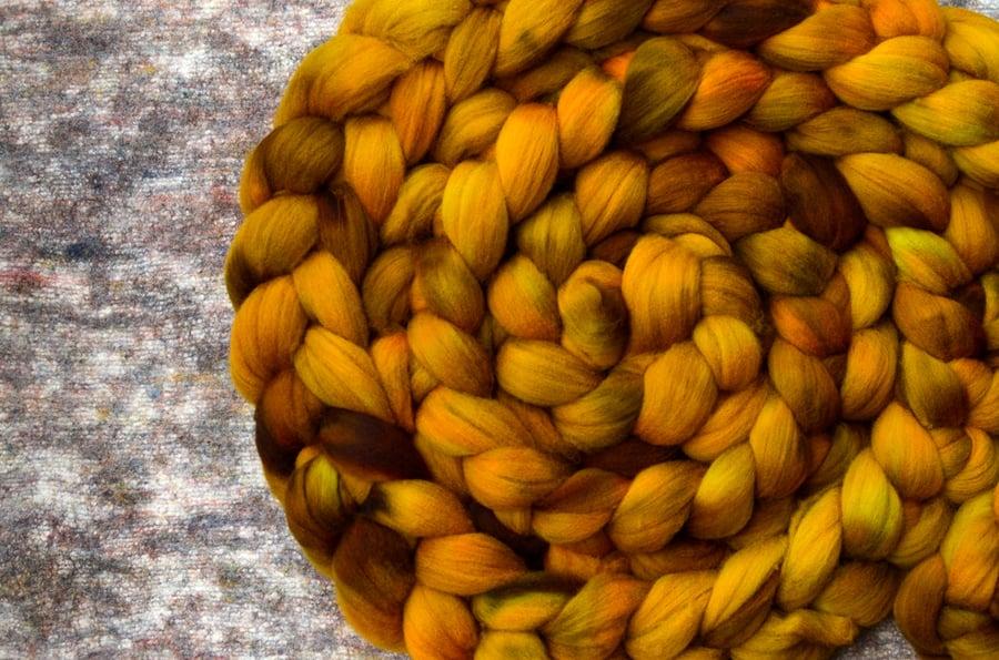 "Image of ""Whole Grain"" July Fiber Club Coordinate- PRE-ORDER - 4 oz."