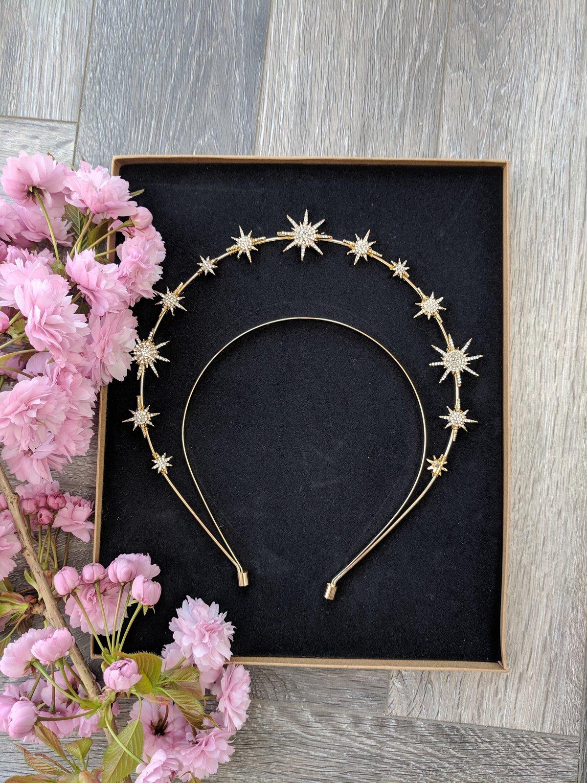 Orion's Belt halo headband