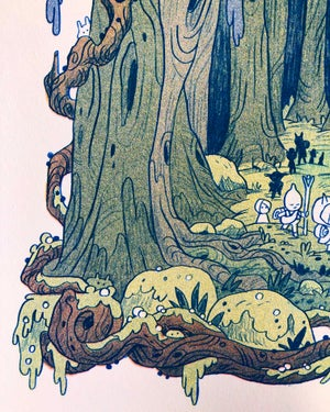 Into The Crooked Woods