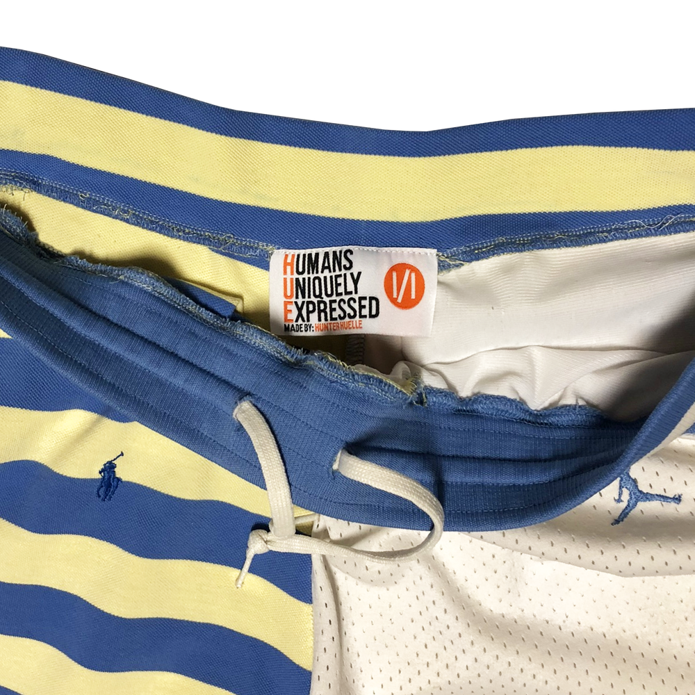 Polo Striped Tarheels shorts