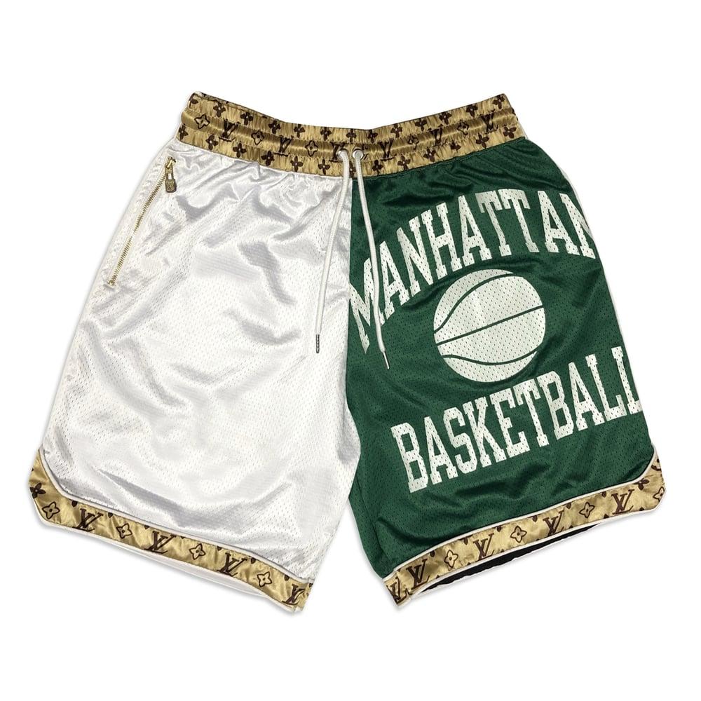 Manhattan LV Basketball Shorts