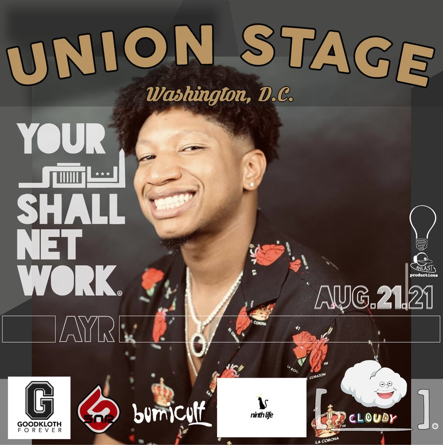 Image of Ayr | Union Stage August 21st