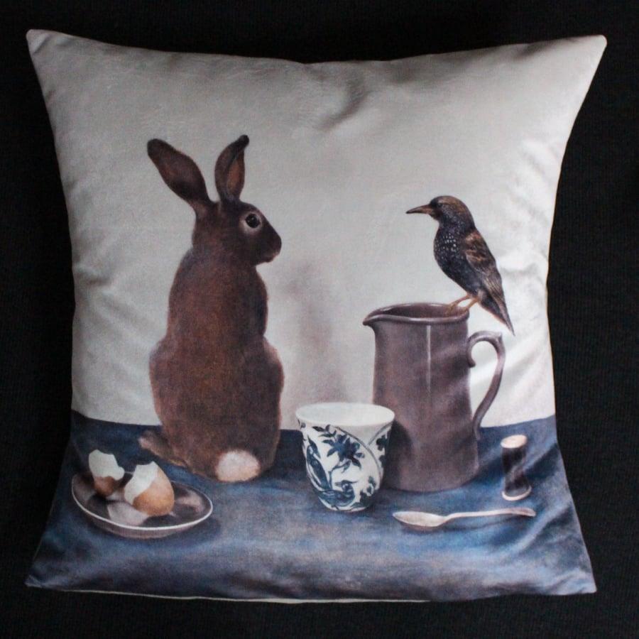 Image of Velvet Brown Rabbit