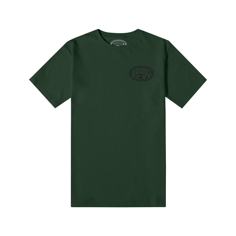 Frog Tee ( Forest Green )
