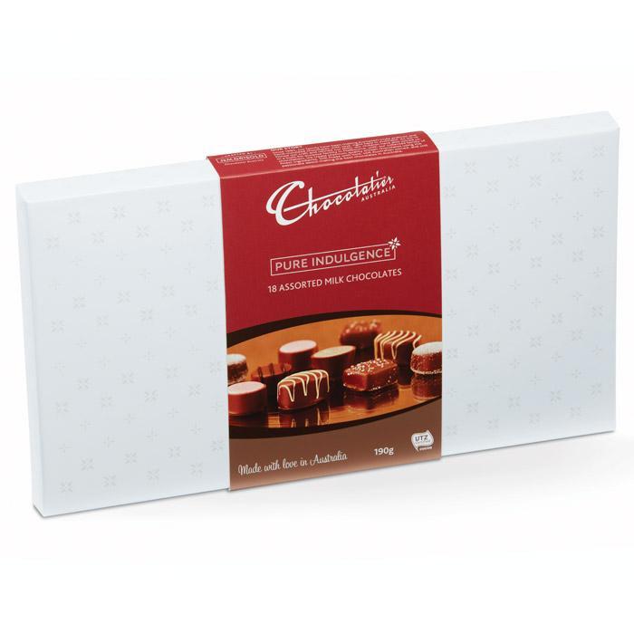 Image of Milk Chocolate Share Box - 190g
