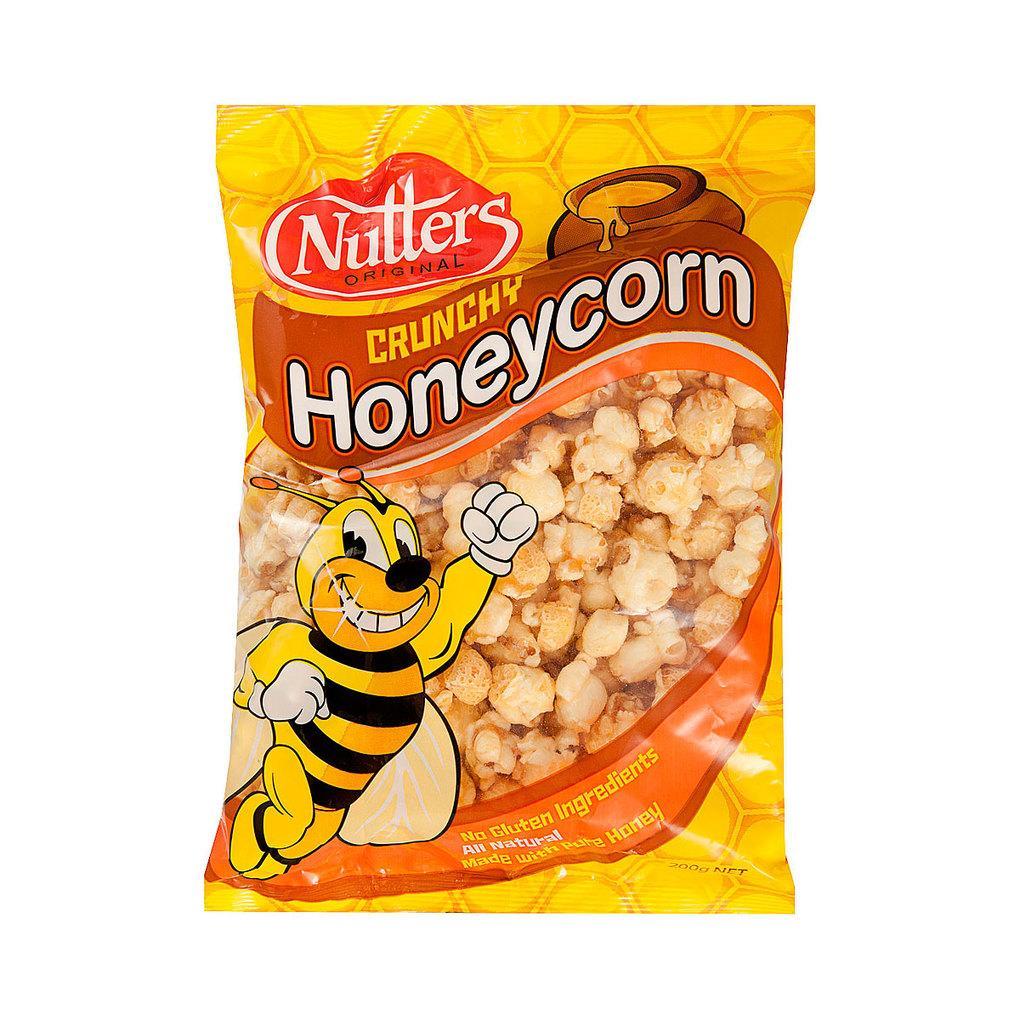 Image of Crunchy Honeycorn Popcorn 200g