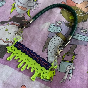 Image of Taffy Goop Necklace