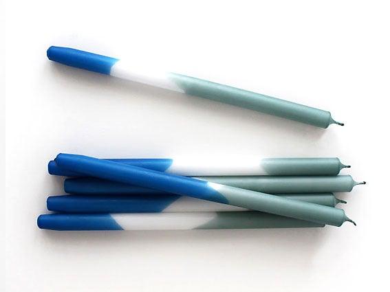 Image of KERZE Gradient Dip Dye