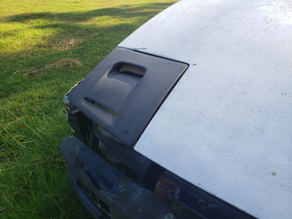 Image of Fc rx-7 vented headlight cover