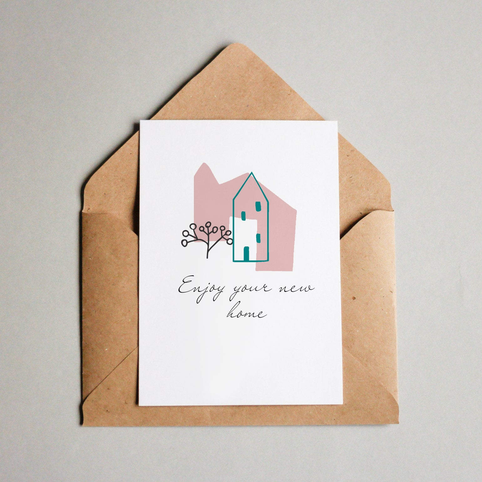 Image of Enjoy your new home