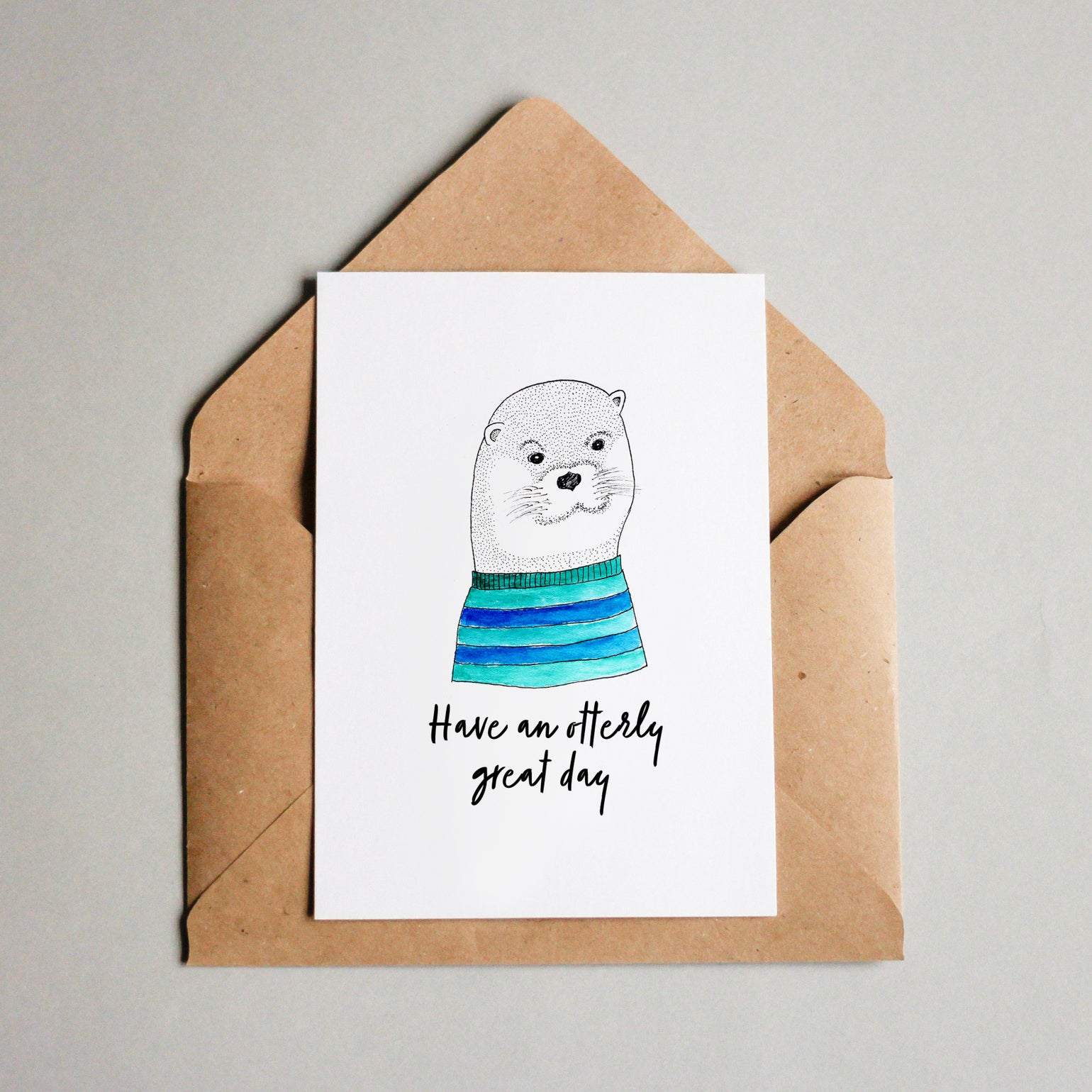 Image of Have an otterly great day