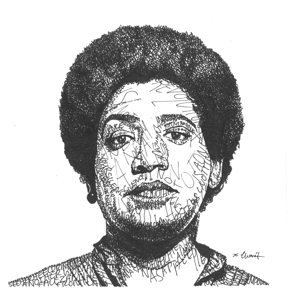Image of Audre Lorde