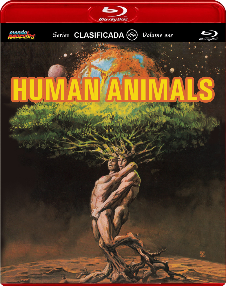 Image of HUMAN ANIMALS - Limited Red Case Edition