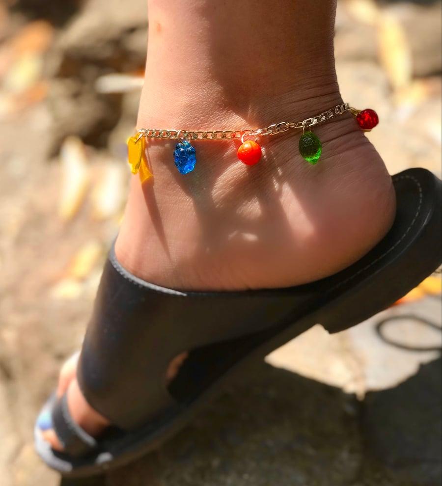 Image of Off the Vine Anklet
