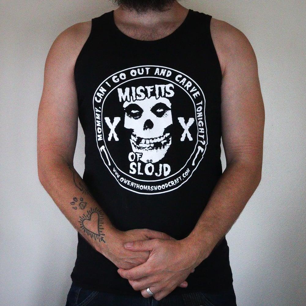 Misfits Of Sloyd  Athletic Vest