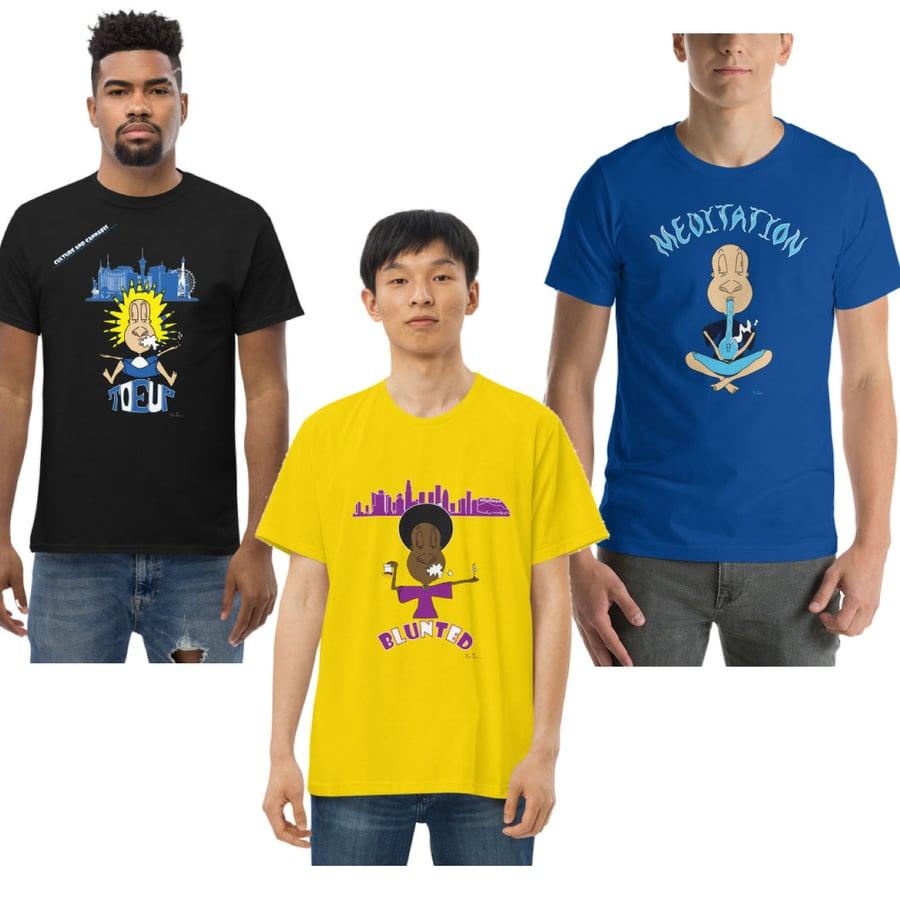 Image of Custom Mens Tshirt