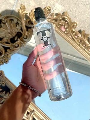 Image of Thrilla Seven Premium Water + Reusable Souvenir Bottle