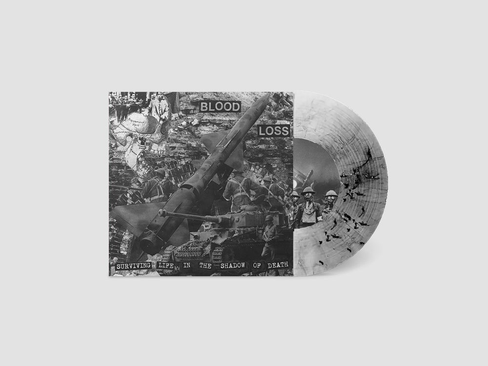 """PREORDER: Blood Loss - Surviving Life in the Shadow of Death 7"""""""
