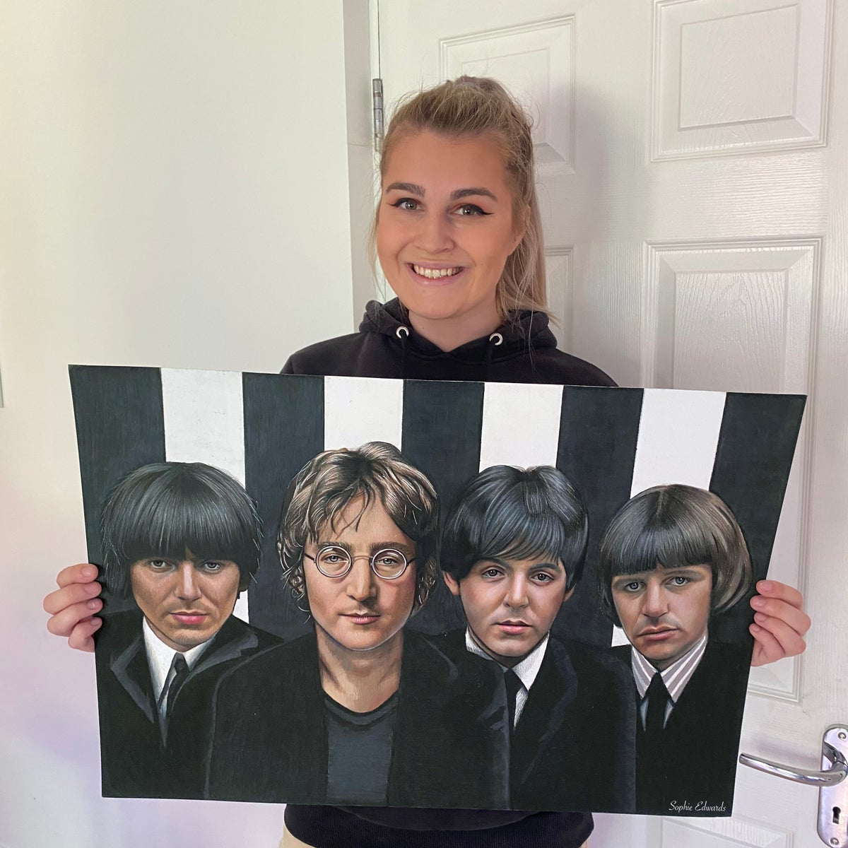 Image of The Beatles Print