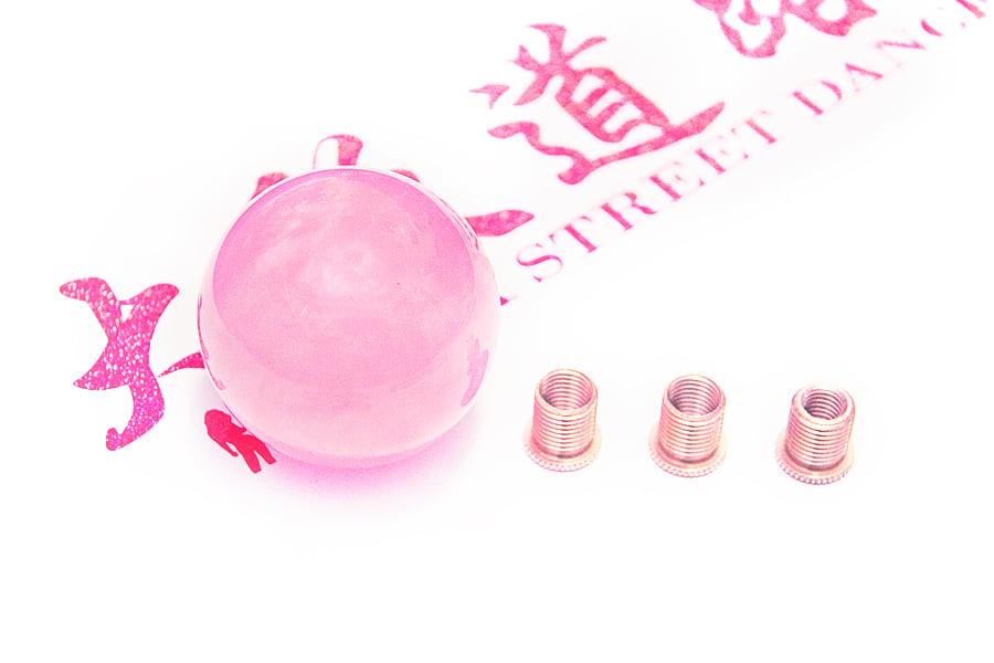 Image of Street Dancer Pink Shift Knob
