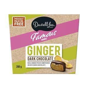 Image of Dark Chocolate Ginger Gift Box 200G