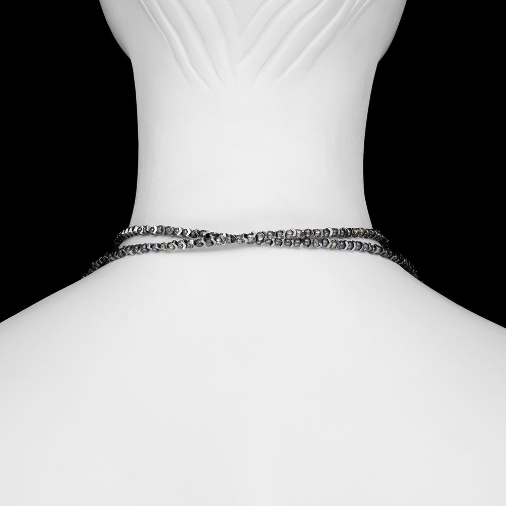 "Image of ""Ari"" Gigli Saw Necklace"