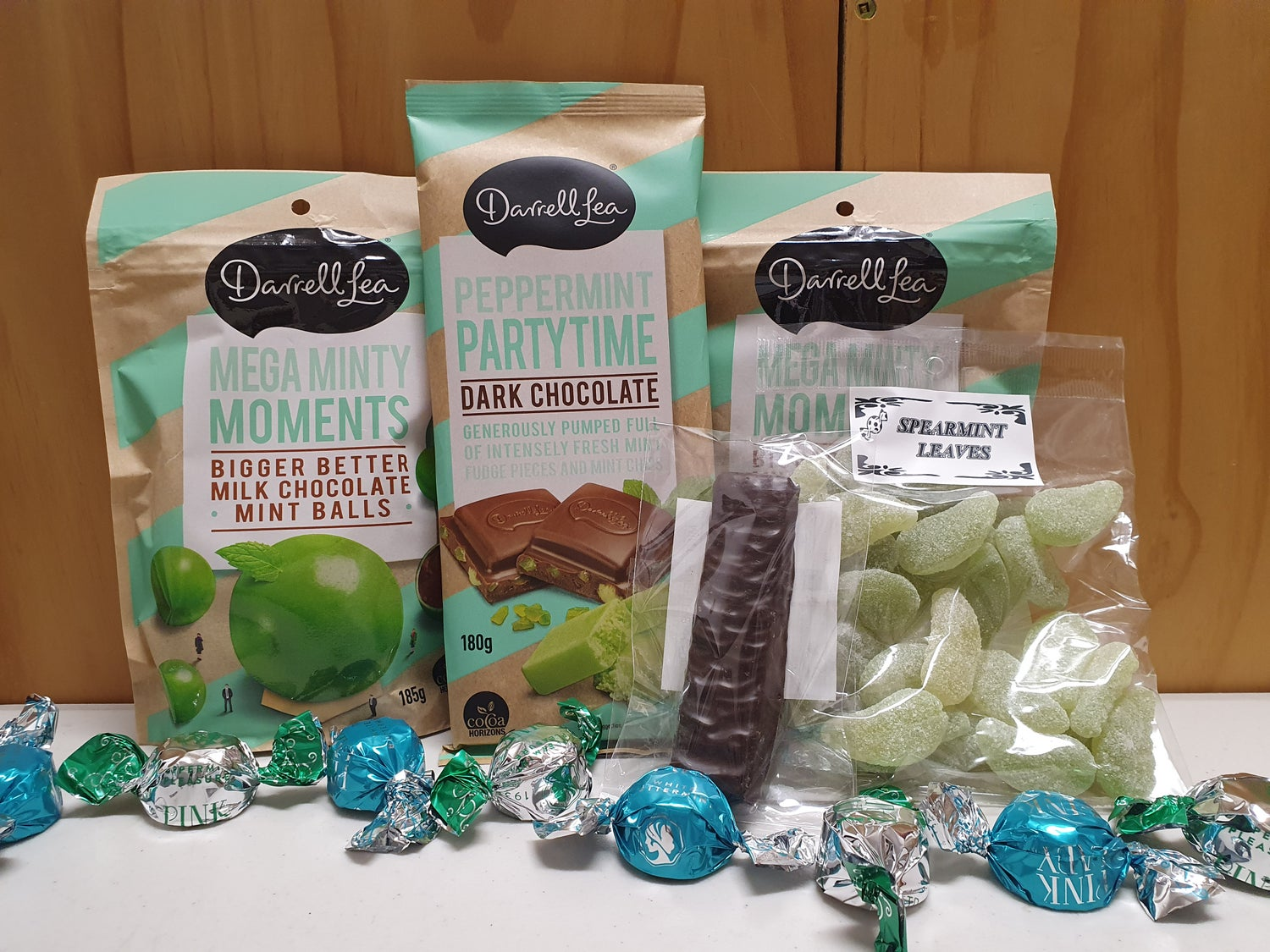 Image of Addicted to Peppermint Survival Gift Bag