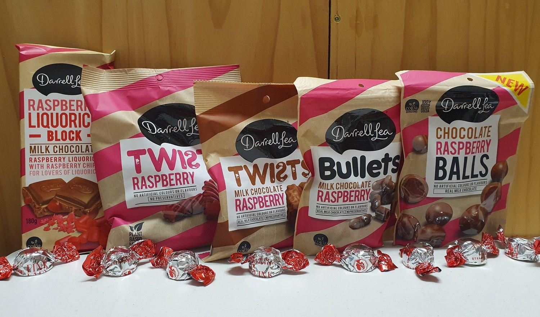 Image of Addicted to Raspberry Gift Bag