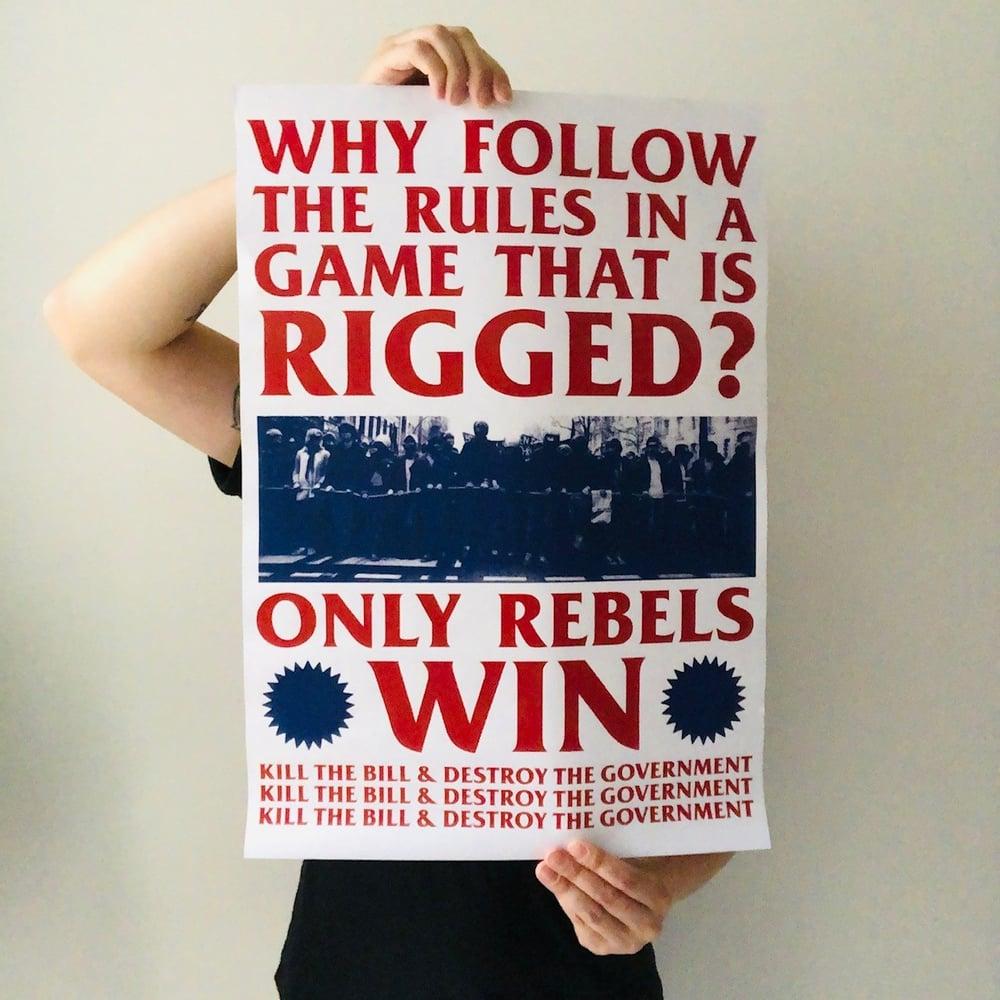 Image of Cheap poster print set