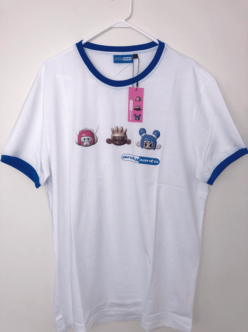 Image of ANDYPANTS Ringer T-Shirt