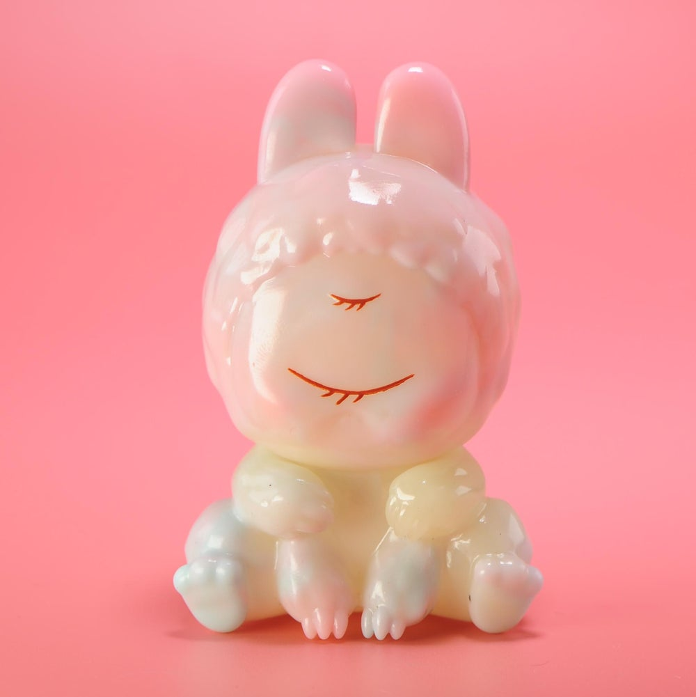 Image of ABAO 'CANDY PUPPETS' SNOWY RAABIIT