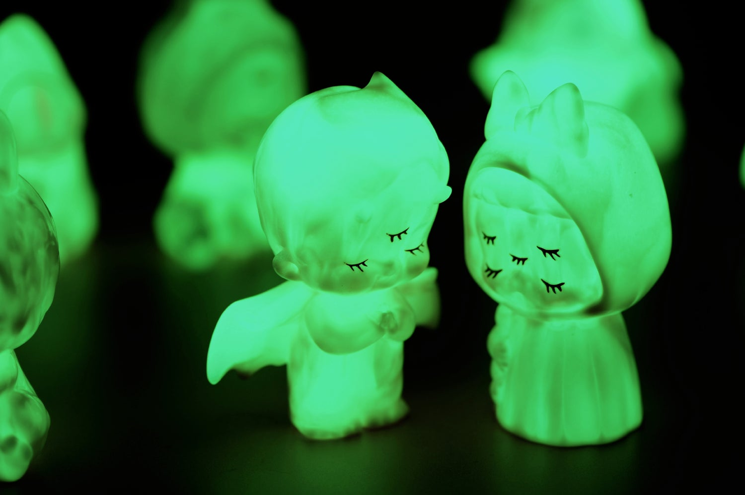 Image of ABAO  'CANDY PUPPETS' GHOST KIITI