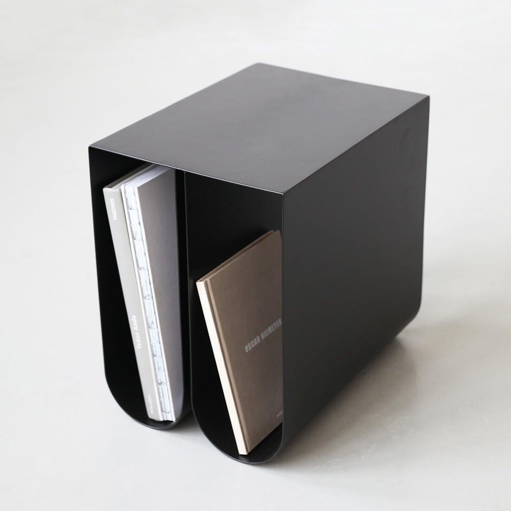 Image of Curved side table by Kristina Dam
