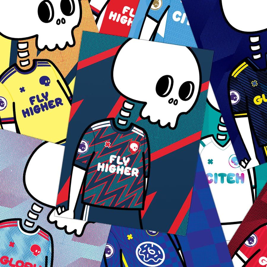 Image of Any Team, Any Kit, Any Era Art Print