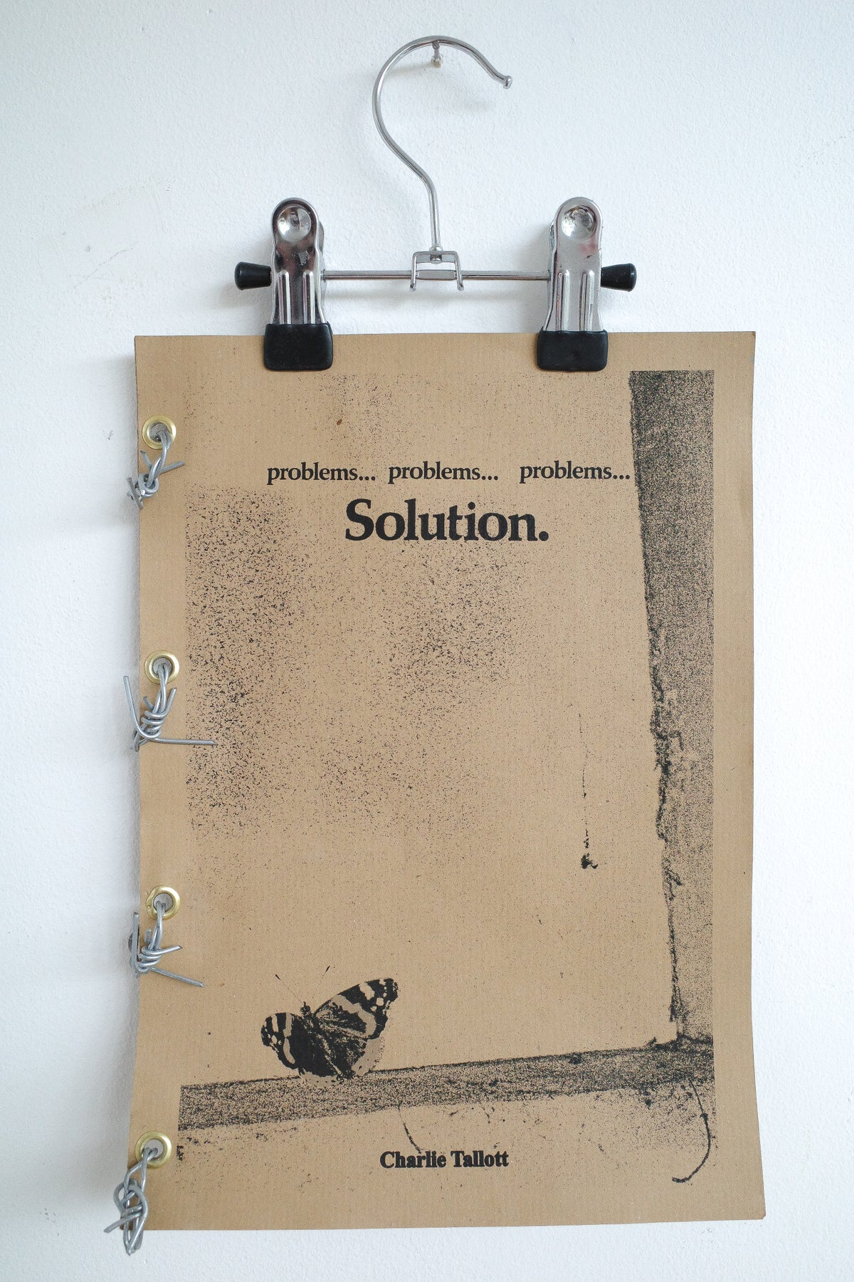 Image of PROBLEMS... PROBLEMS...PROBLEMS... SOLUTIONS