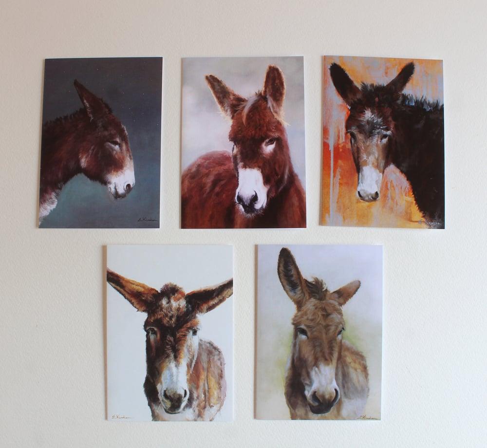 Image of Donkey Cards