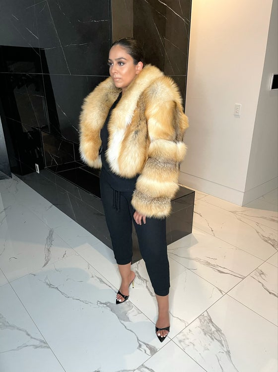 Image of Tracy Fur Bomber