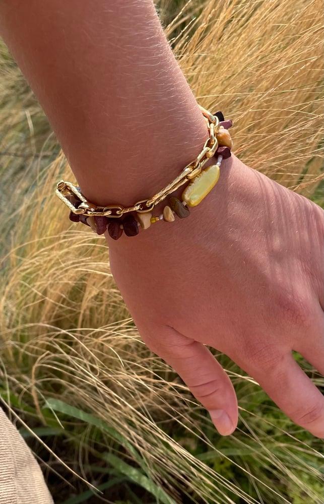 Image of Biwa Pearl Bracelet