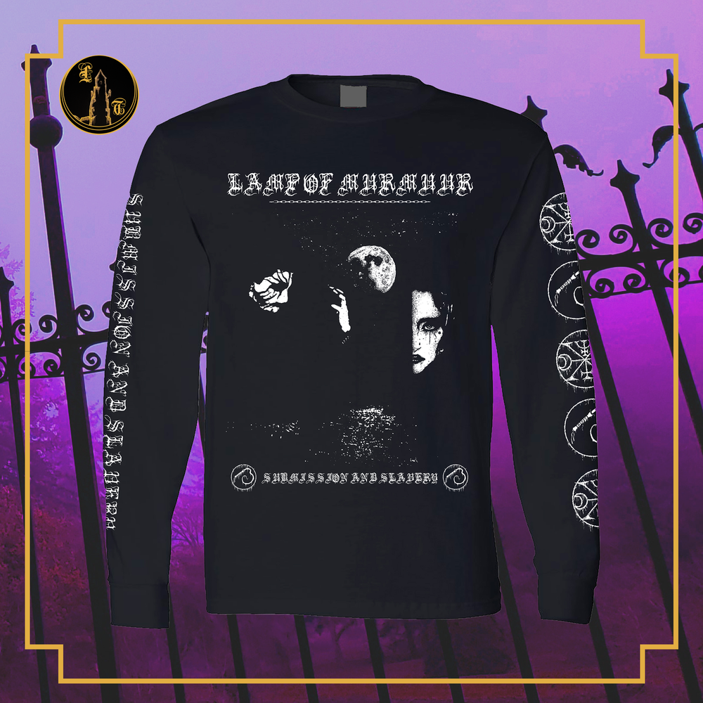 Image of Lamp of Murmuur - Submission and Slavery long-sleeve