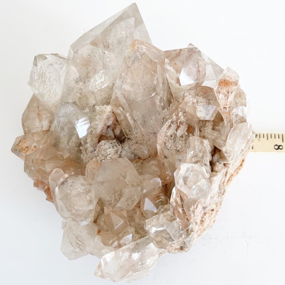 Image of Lodolite Quartz no.184 Freestanding Specimen