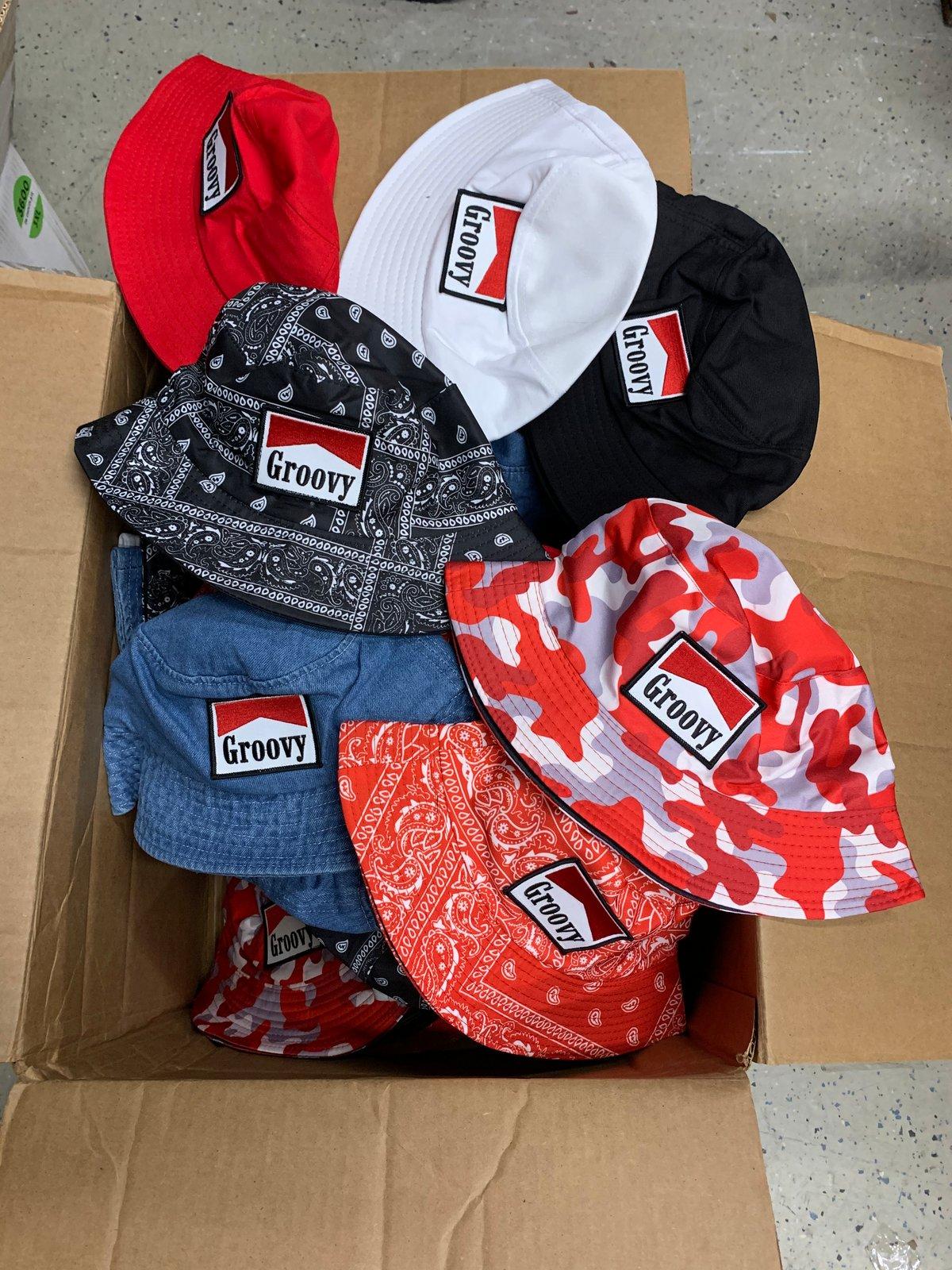 Image of Groovyboro Bucket Hats