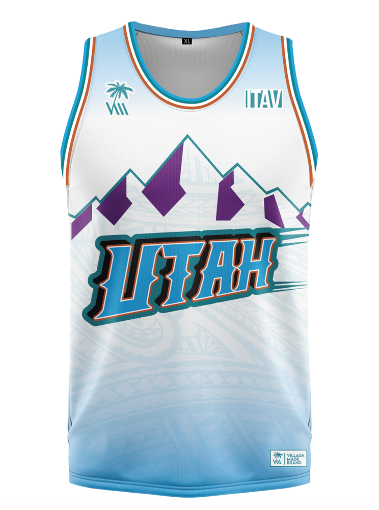 Image of UTAH MTNS Jersey