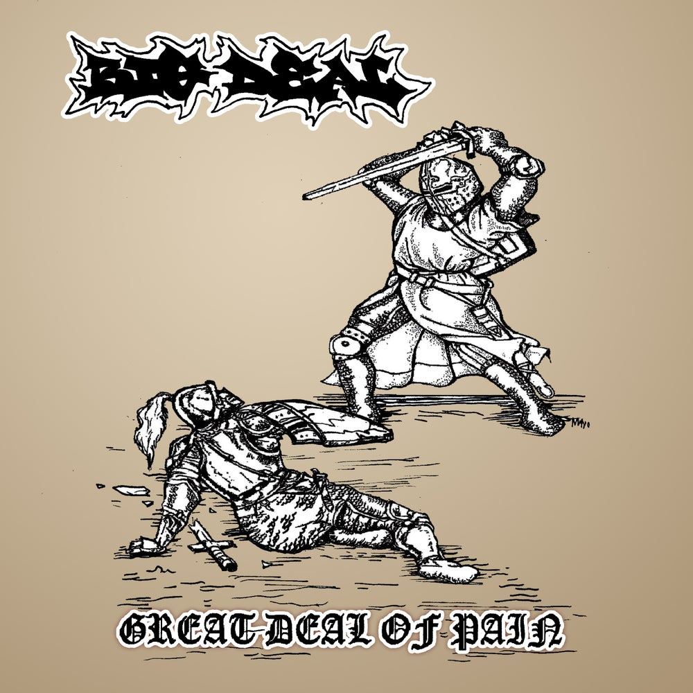Image of Big Deal - Great Deal Of Pain CS