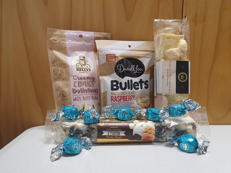 Image of Addicted to White Chocolate Gift Bag